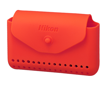 AW100/AW110 Silicone Case (Orange)