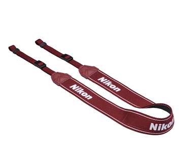 AN-DC3 Strap (Red)