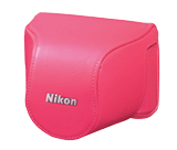 CB-N2000SD Pink Leather Body Case Set  3639