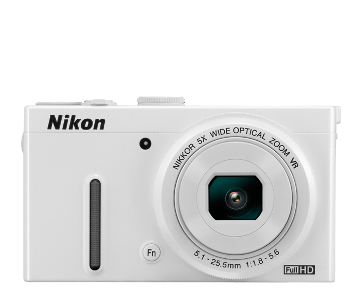 COOLPIX P330 White