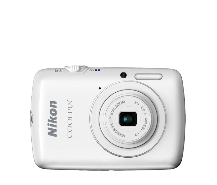 COOLPIX S01 White