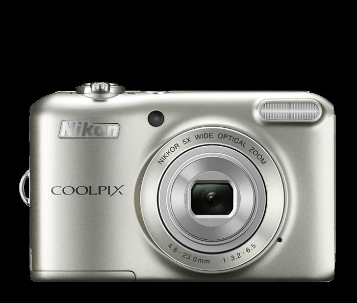 COOLPIX L28 Silver