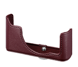 CB-N2200 Wine Red Body Case 3735