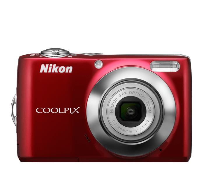 Photo of  COOLPIX L24 Red