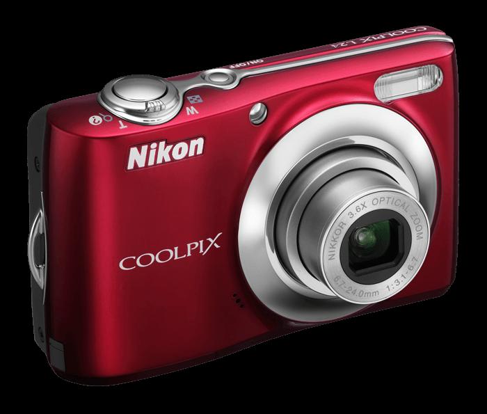 Nikon COOLPIX L24 Camera