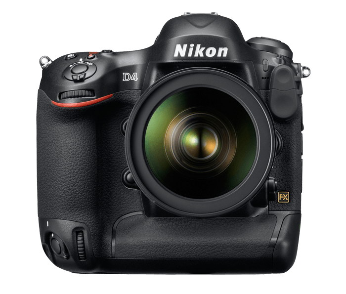 Nikon D4 rocks your socks off