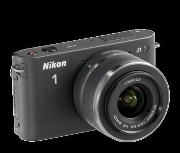 Nikon 1 J1 White