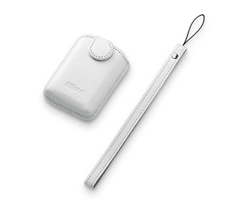 CS-CP4-1 Leather Case (White)