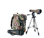 Spotter XL ll 16-48x60 Straight Outfit Team REALTREE HD Green 6894