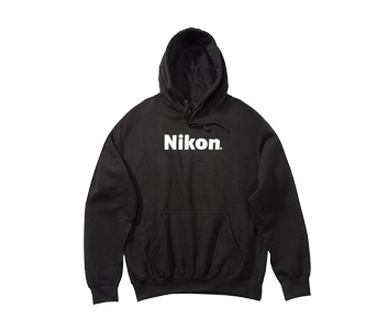 Black Pullover Hoodie Sweatshirt (Men's/Women's)