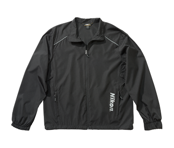 Black Lightweight Jacket (Men's/Women's)