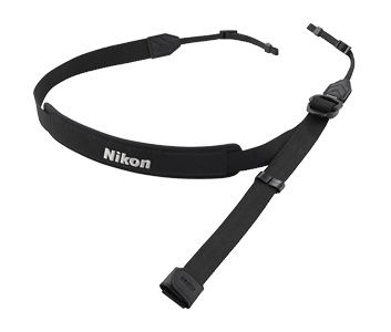 AN-N3000 Water-resistant Neck Strap (Black)