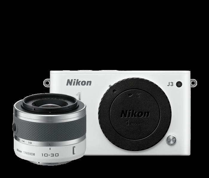 Nikon 1 J3 One-Lens Kit