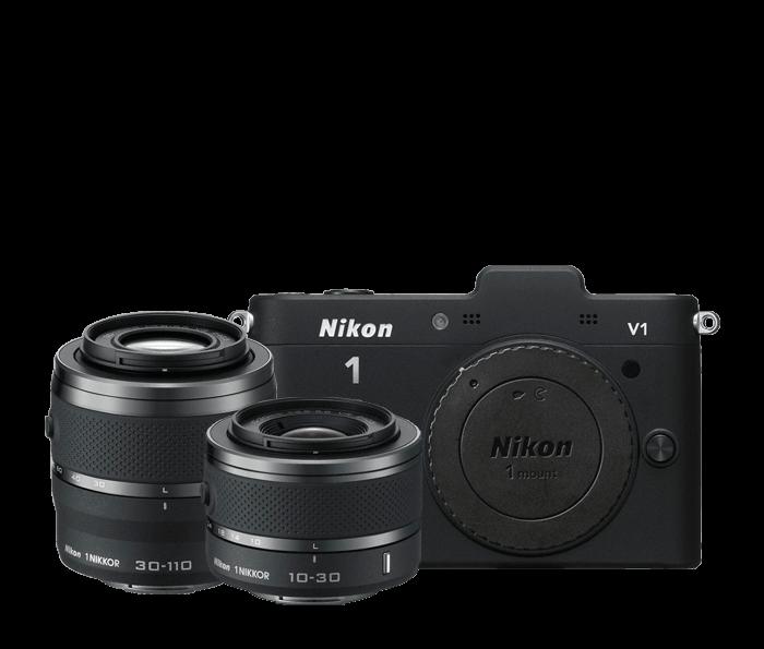 Nikon 1 V1 Two-Lens Zoom Kit