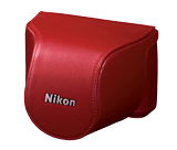 CB-N2000SE Red Leather Body Case Set  3640