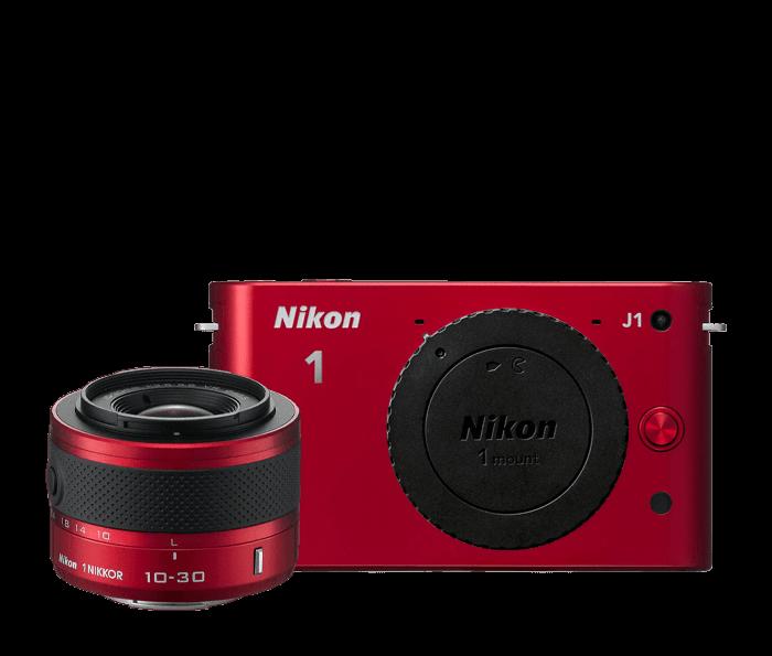 Nikon 1 J1 One-Lens Kit