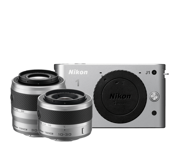 Nikon 1 J1 Two-Lens Zoom Kit