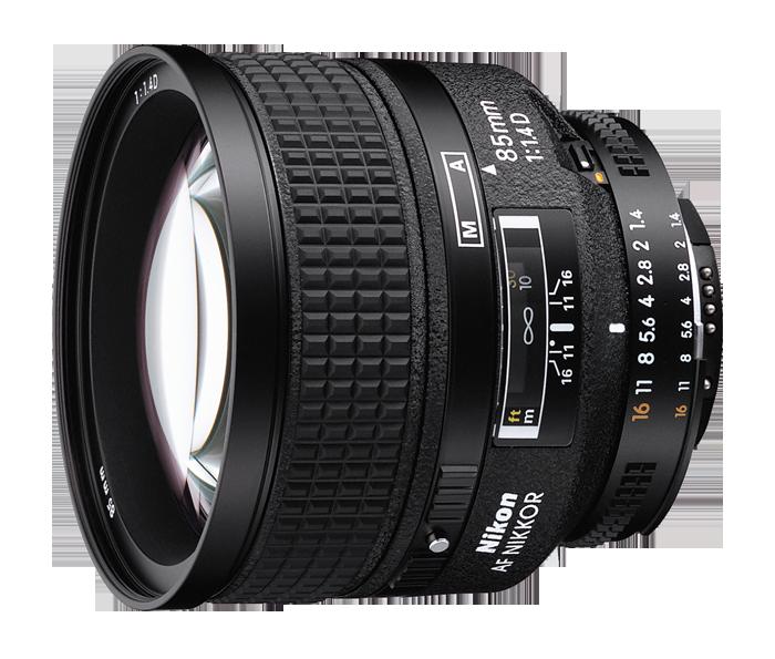 AF NIKKOR 85mm f/1.4D IF