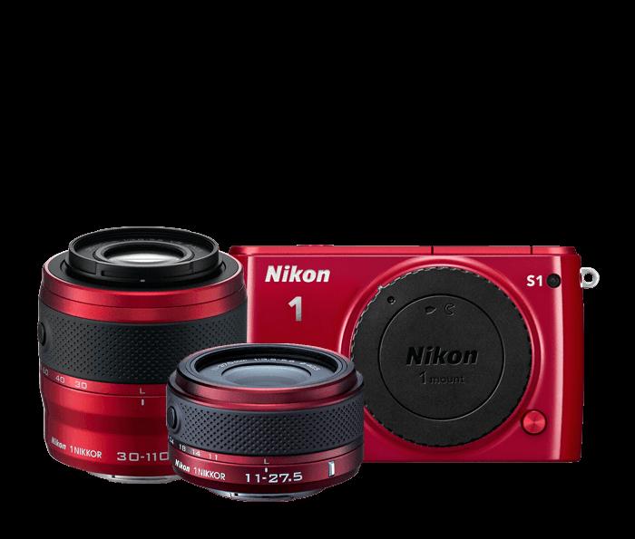 Nikon 1 S1 Two-Lens Kit