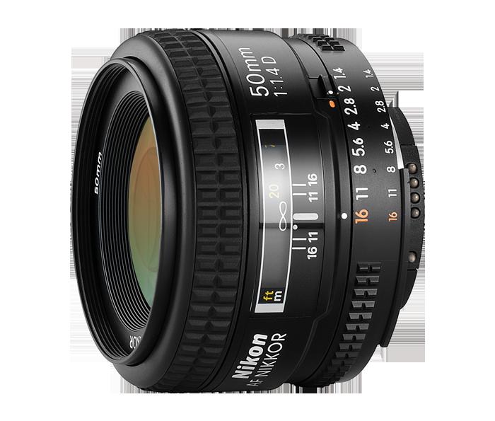 AF Nikkor 50mm f/1.4D