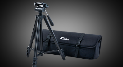 Compact Tripod and Carry Case