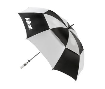 Umbrella (Black/Silver)