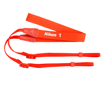 AN-N1000 Orange Neck Strap