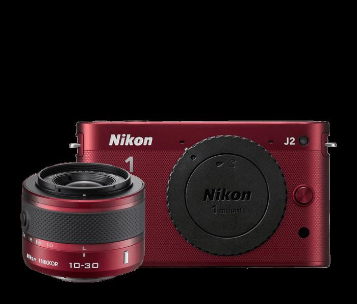 Nikon 1 J2 One-Lens Kit