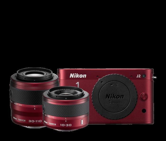 Nikon 1 J2 Two-Lens Zoom Kit