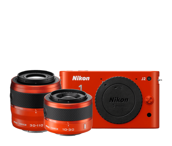 Nikon 1 J2 Two-Lens Zoom Kit