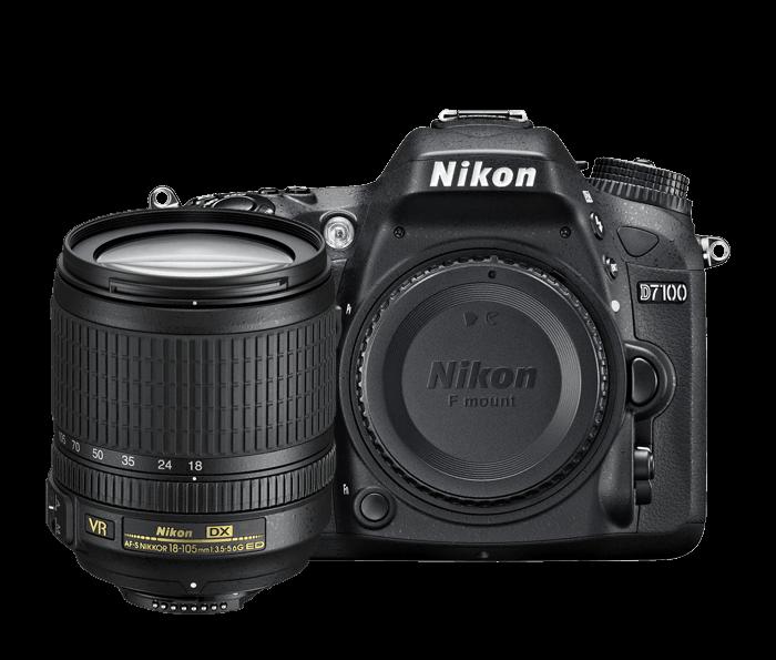 D7100 18-105mm VR Lens Kit