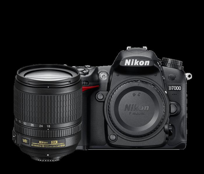 D7000 18-105mm VR Lens Kit