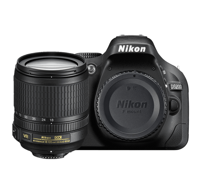 D5200 18-105mm VR Lens Kit