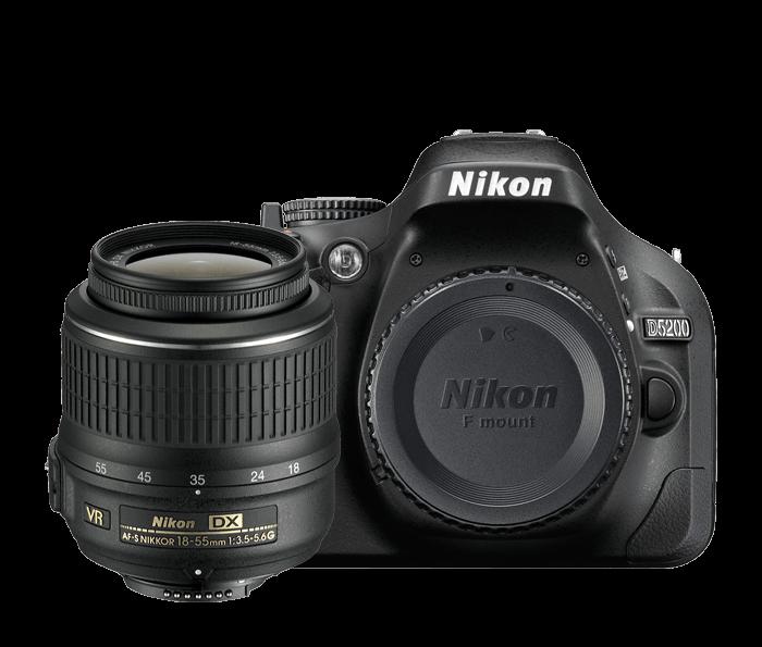 D5200 18-55mm VR Lens Kit