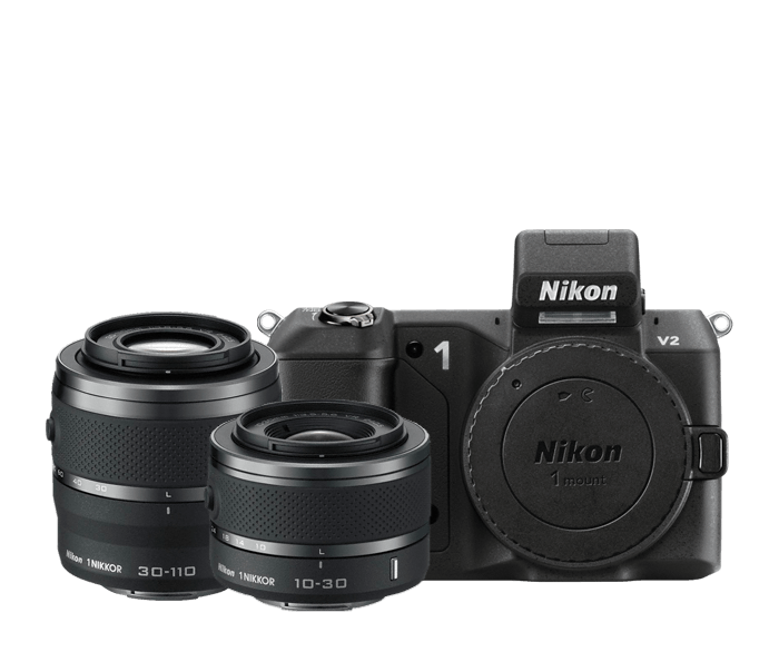 Nikon 1 V2 Two Lens Zoom Kit