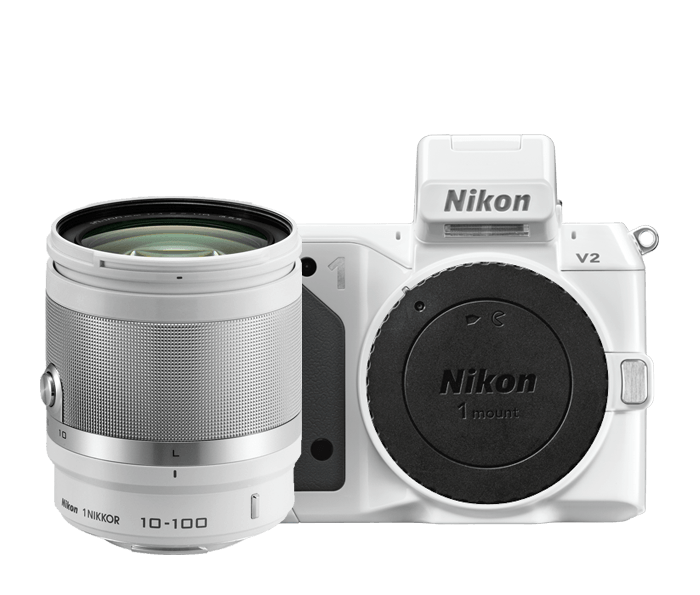Nikon 1 V2 All-In-One Lens Kit