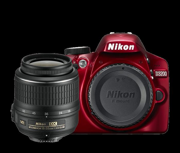 D3200 18-55mm VR Lens Kit